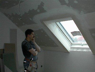 dachfenster daemmen